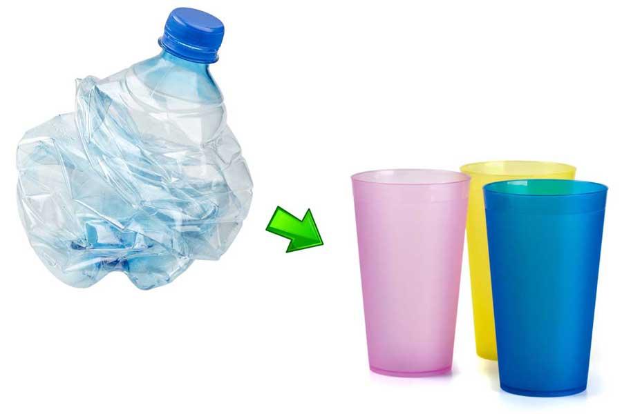 Addio alla plastica monouso: cosa accadrà dal 2021