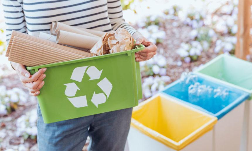 Come si sviluppa il ciclo di vita dei rifiuti differenziati?