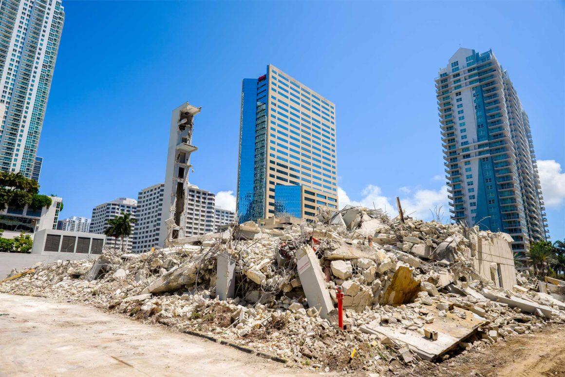 Il ciclo di vita dei rifiuti edili